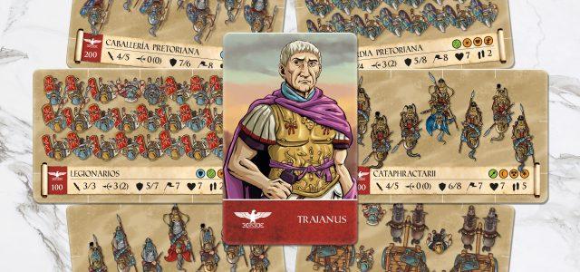 Roman Empire in TRAIANUS