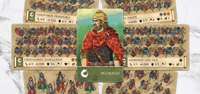 Dacian Kingdom in TRAIANUS