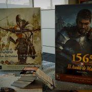 """Podemos tocar """"1565: El asedio de Malta"""" y """"1066: La batalla de Hastings"""""""