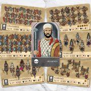 Mercenarios en el juego ONUS! Traianus