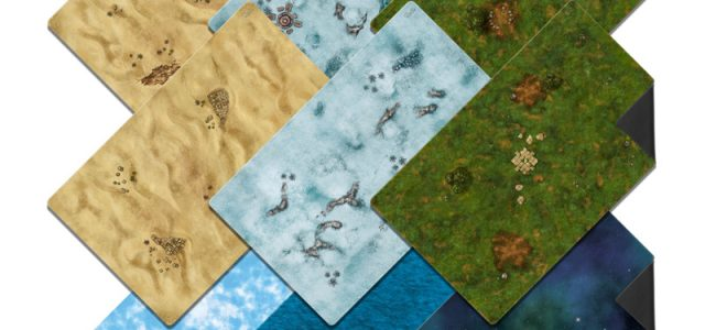 Producción finalizada de tapetes
