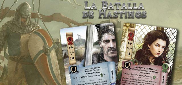 Malta y Hastings: Nos llegan los juegos en dos semanas