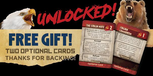 2 Minutos para Medianoche: ¡2 cartas más de regalo!
