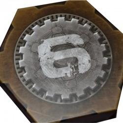 Caja Hexagonal Sector 6