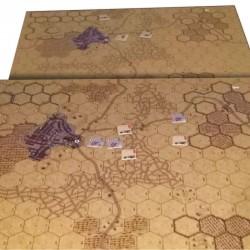 Set mapas XXL Normandy...