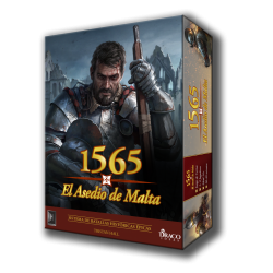 1565 El asedio de Malta...